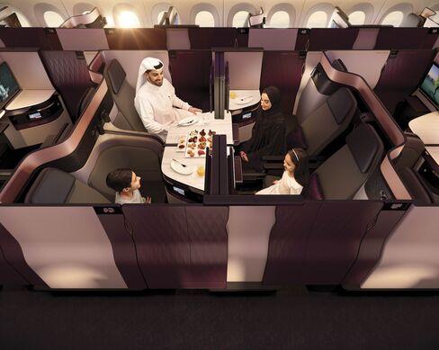 カタール航空の「Qスイーツ」