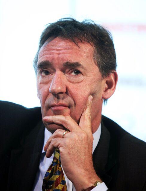 Goldman Sachs Chief Global Economist Jim O'Neill