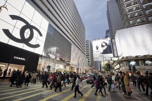 Diamonds, Breguet Watches Boost Hong Kong New Year Sales