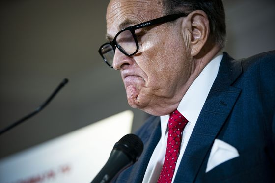 Giuliani Says Feds Raided His ICloud as Well as Apartment