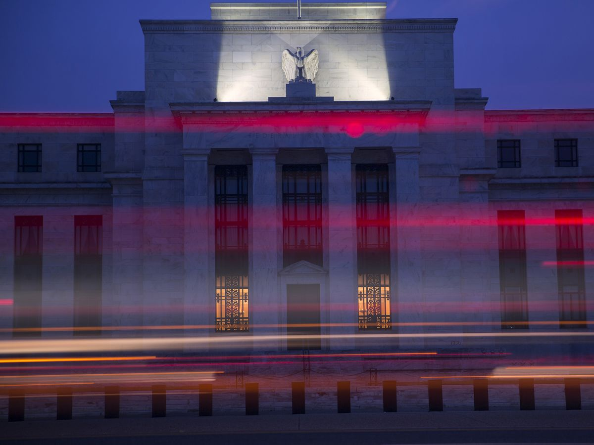 Inflation Markets Send Worrying Signal on the Fed's Stance