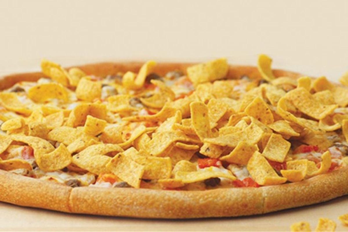 Papa John's Fritos Pizza: It's What They Think You've Always ...