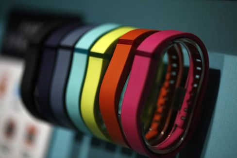 Fitbit Electronic Fitness Devices