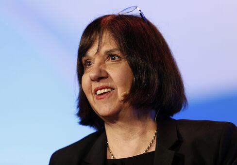 Acting Fed Energy Regulatory Commission Chair Cheryl LaFleur