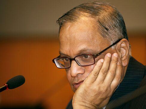 Infosys Ltd. Chairman N.R. Narayana Murthy
