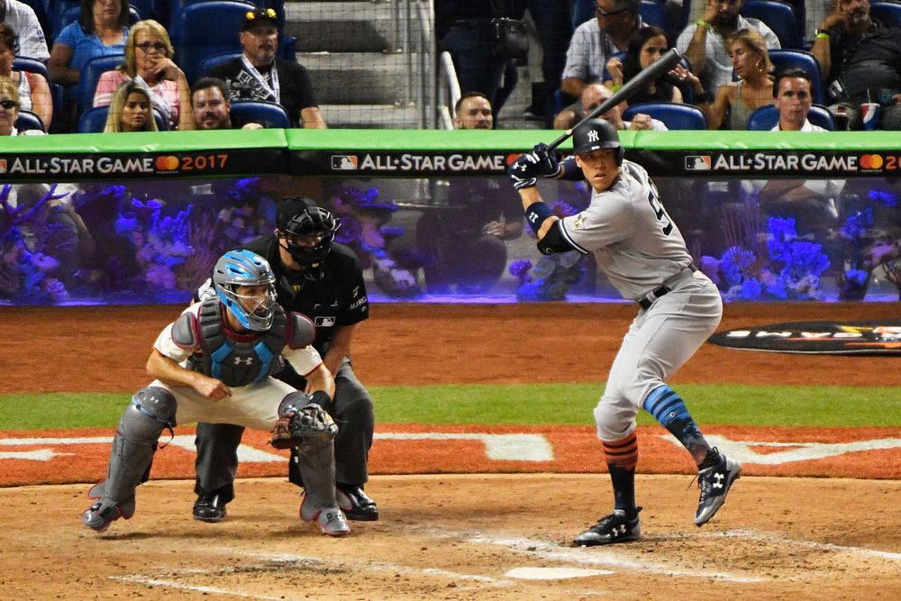 9ec2b4d12ff Even Hal Steinbrenner Didn t See Aaron Judge s Breakout Coming ...