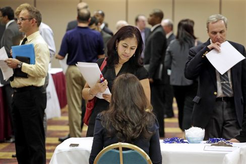 Jobless Claims in U.S. Decline to Lowest Level in Five Years