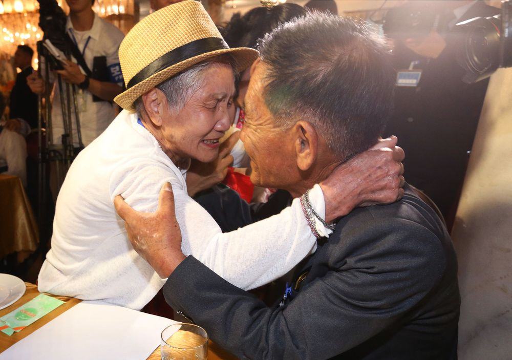 North, South Korean Families Allowed to Reunite for First Time in Years