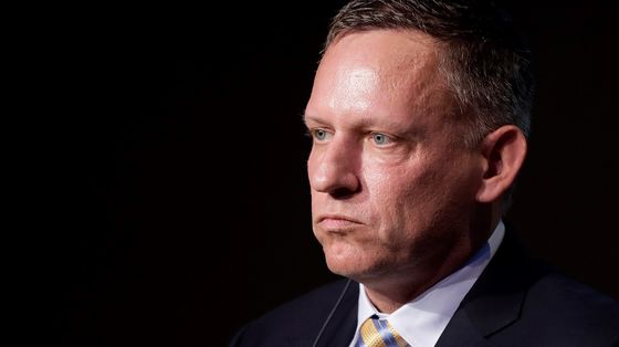Peter Thiel Gamed Silicon Valley, Donald Trump, and Democracy to Make Billions, Tax-Free