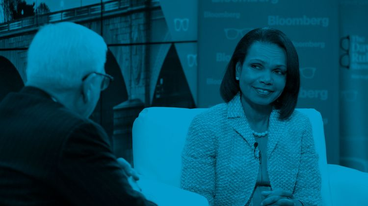 relates to Episode 25: Condoleezza Rice, Former U.S. Secretary of State
