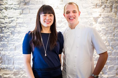 Sandia Chang and James Knappett