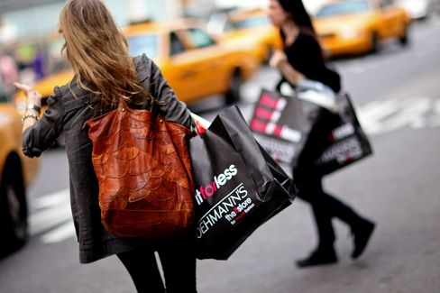 U.S. Retail Sales Probably Rose