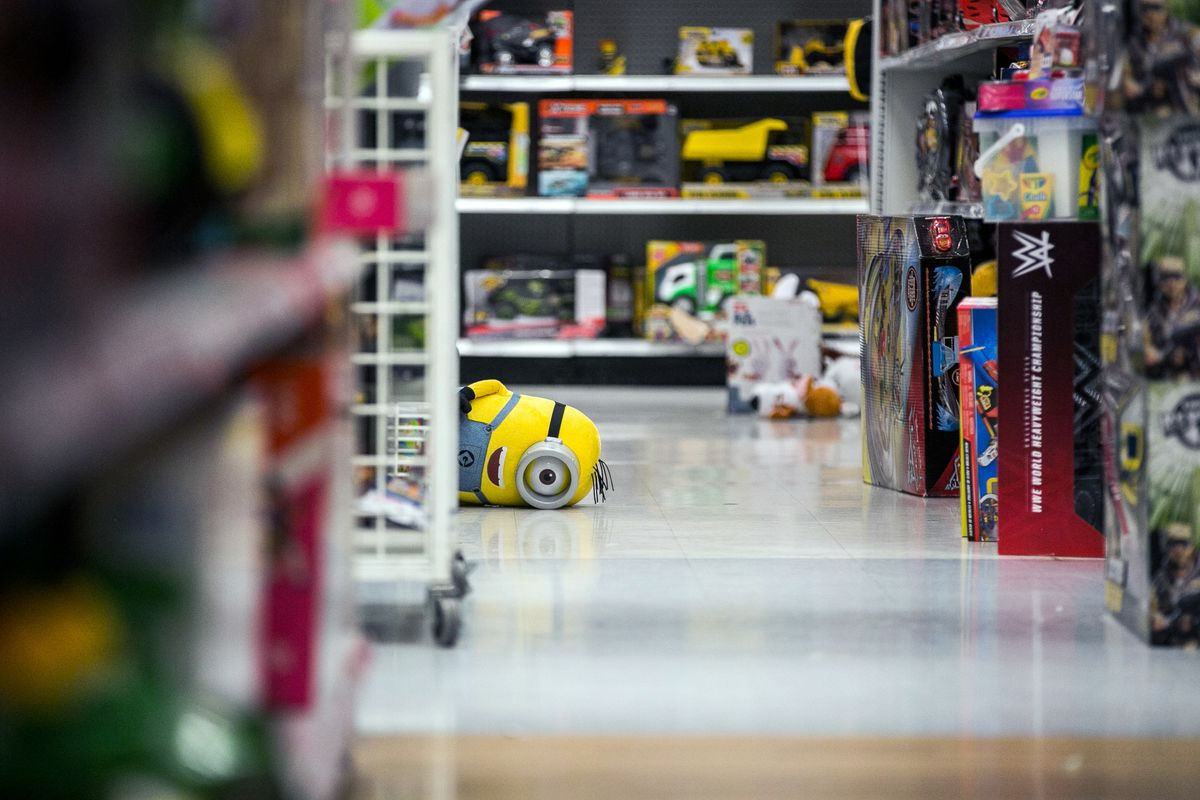 Former Toys 'R' Us CEO Is Working on the...