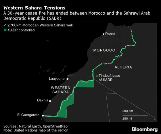 Why the Fight Over Western Sahara Is Heating Up Again