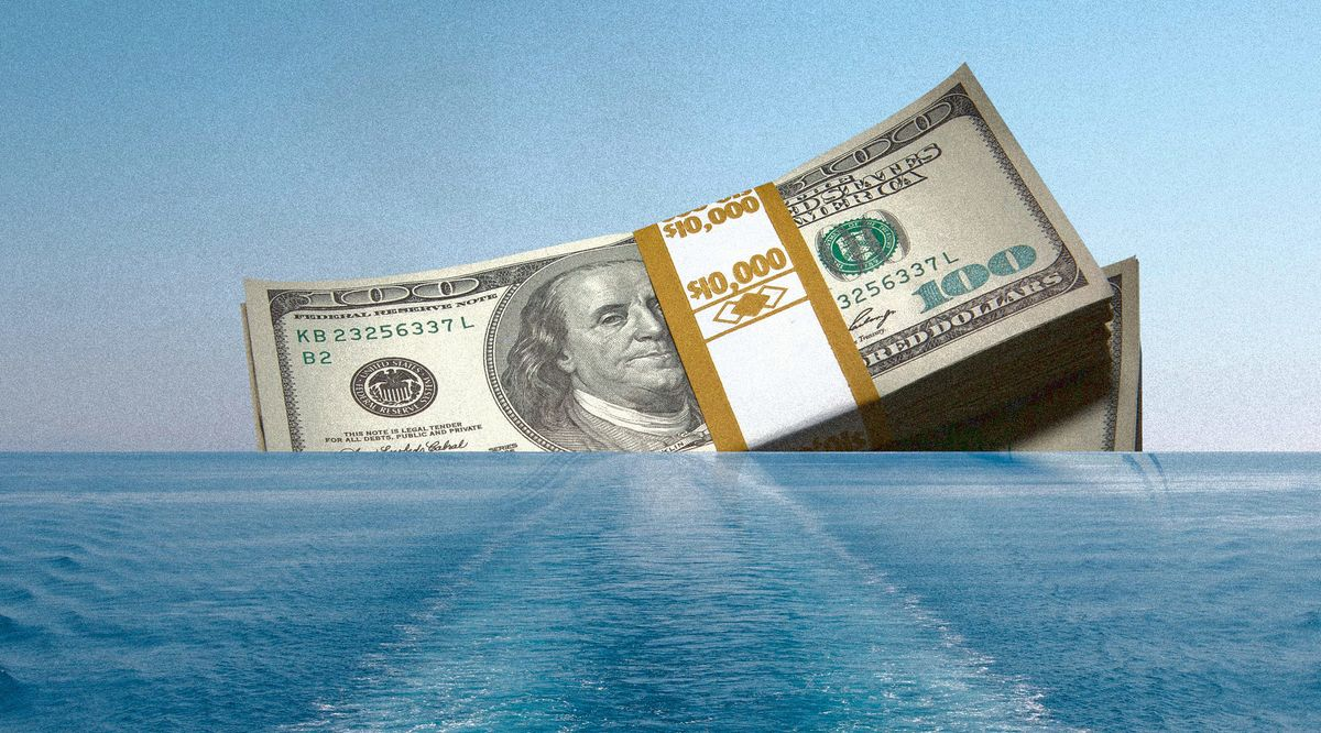 U.S. Companies Are Stashing $2.1 Trillion Overseas to Avoid Taxes