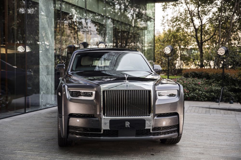 Rolls-Royce Sees Record China Sales Despite Worst Slowdown in a Generation