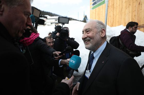 Joseph Stiglitz Wants to Tackle U.S. Inequality With Antitrust Rules