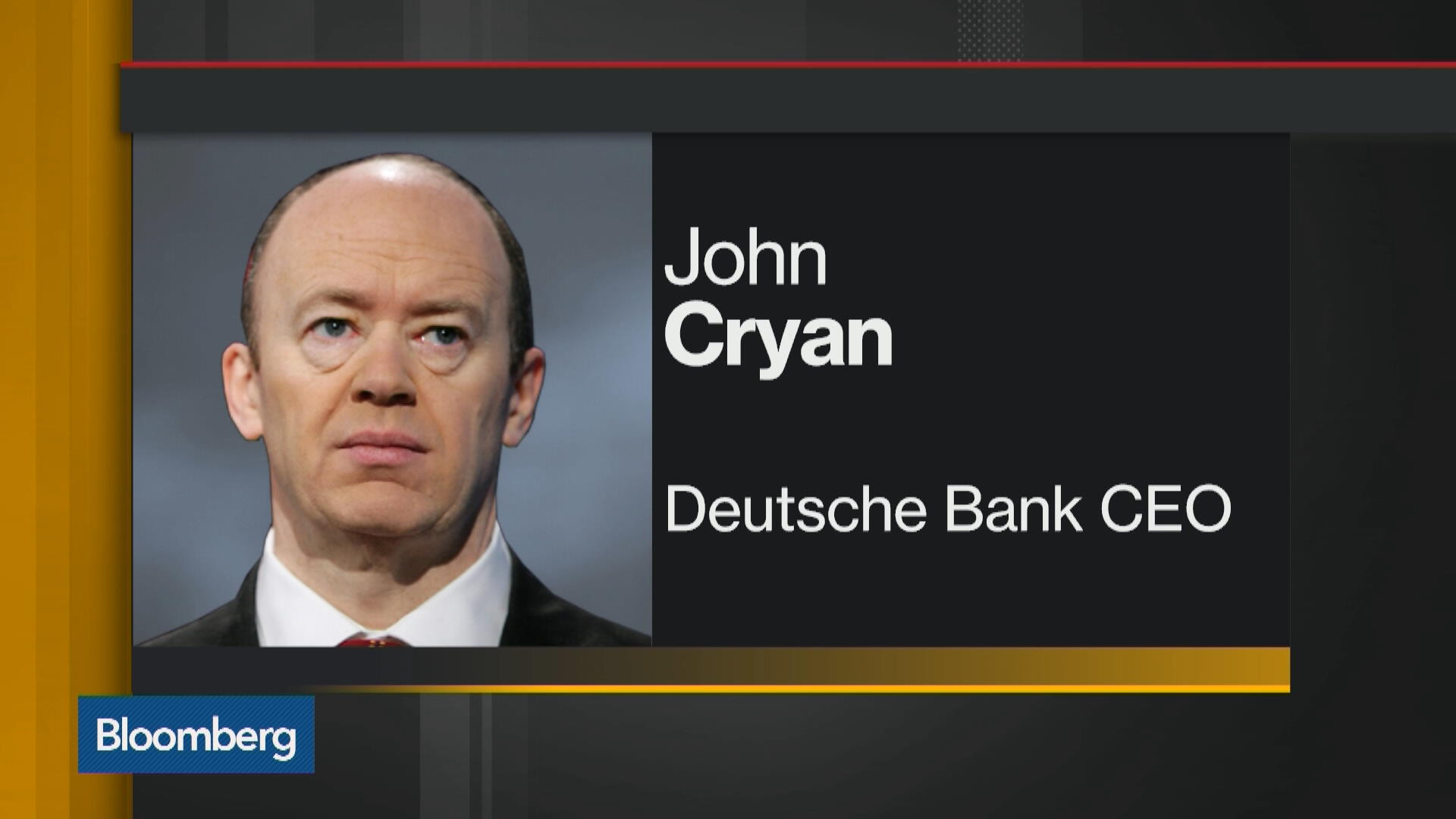 Deutsche Bank Targets Returns in New Turnaround Plan ...