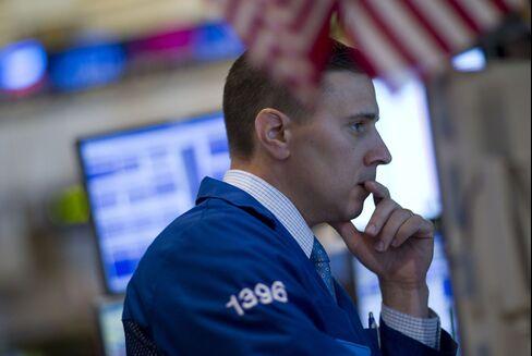 Stocks, Treasury Yields Drop on U.S. Outlook