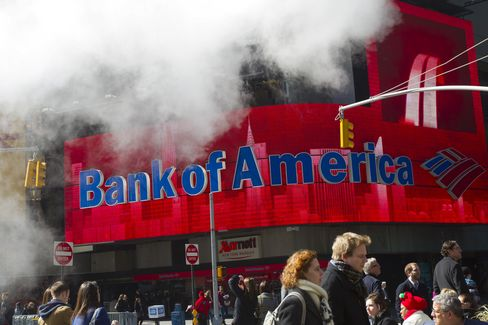 BofA Said to Be Near $8.5 Bln Settlement With Bondholders
