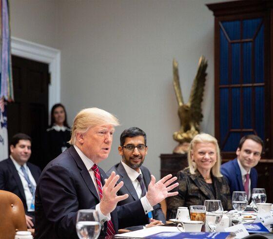 Trump Finally Names a U.S. CTO