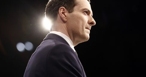 U.K. Chancellor George Osborne Speaks At Conservative Party Conference