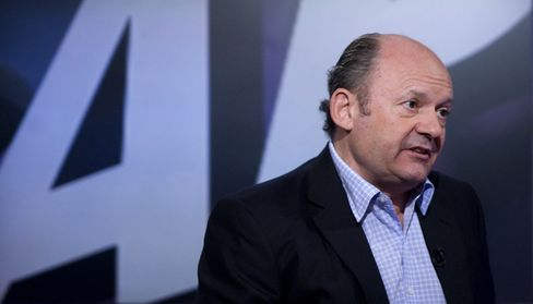ICAP CEO Michael Spencer