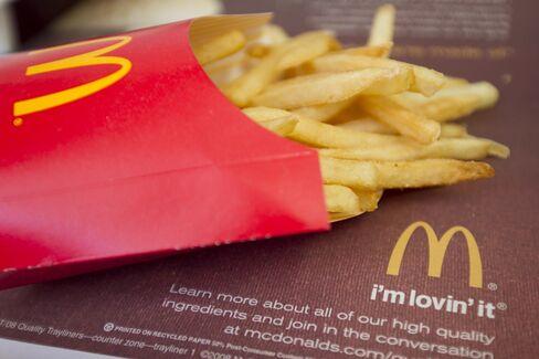 McDonald's Plans First Vegetarian Restaurants Globally in India