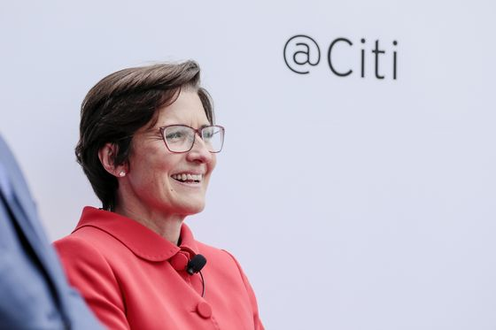 Citi Flexes SPAC Muscles for a Record Profit Under New CEO