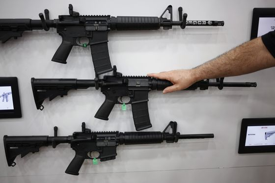 Assault Rifles Aren't the Weapon of Choice for 'Active Shooters'