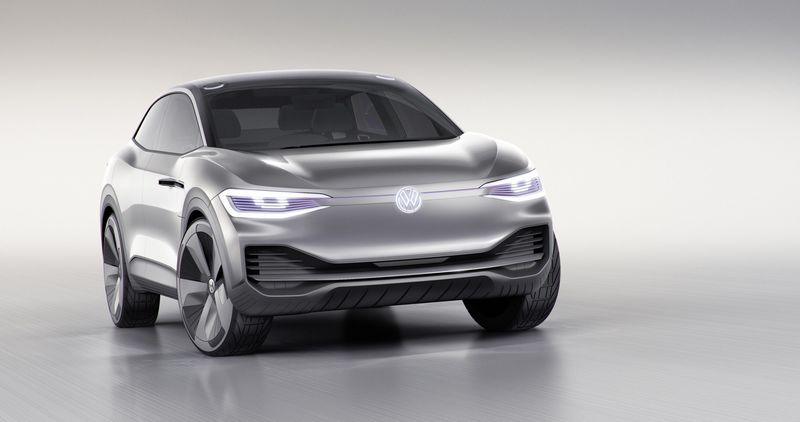 Vw Plots Tesla Attack With Four Affordable Electric Vehicles