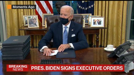 Biden Moves Swiftly to Unwind Trump Immigration, Health Policies