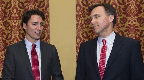 Trudeau & Morneau
