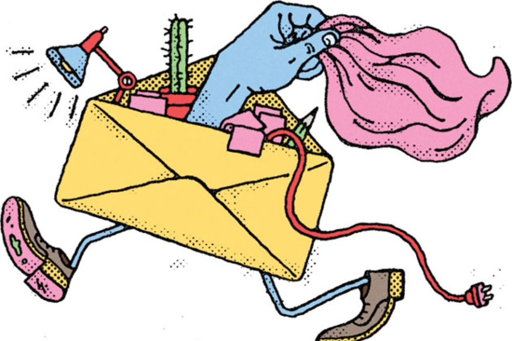 Office Etiquette: The Farewell E-Mail - Bloomberg