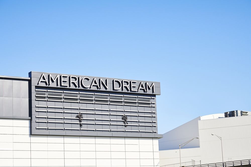 New Jersey American Dream Mall to Wage Parking, Traffic