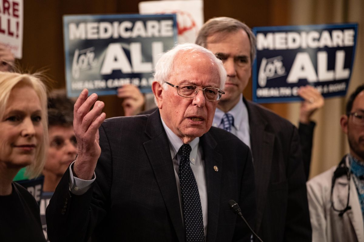 These Are the Health Companies at Risk in the 'Medicare for All' Debate