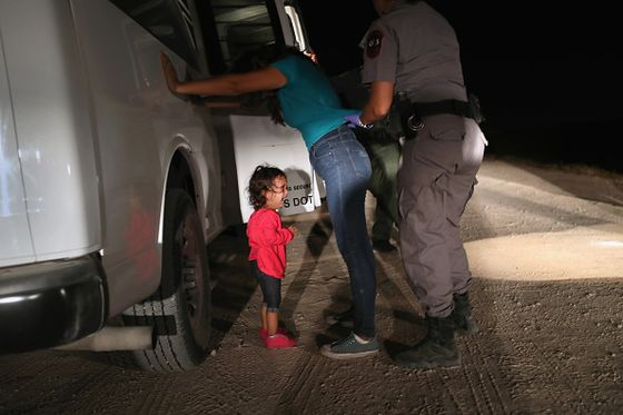 Family SeparationIsn't Trump's Katrina;It's Worse: Theme of the Week