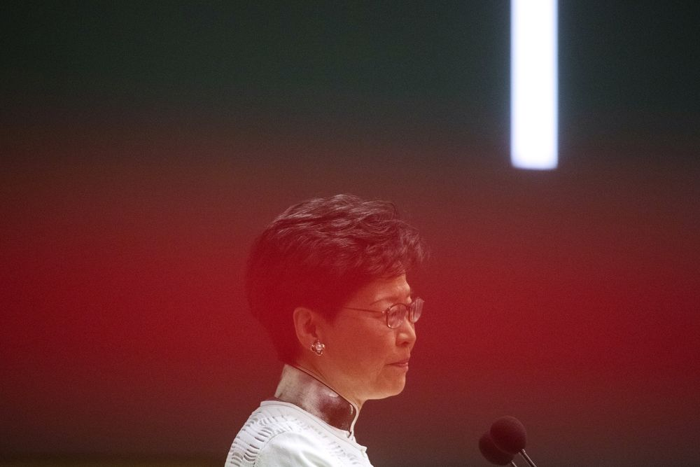 Hong Kong Suspends China Extradition Plan in Stunning Reversal