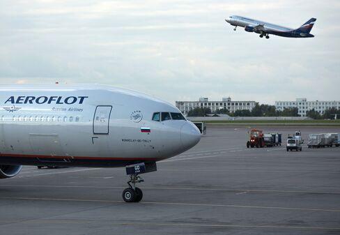 今年乗客数が伸びているロシアの航空会社
