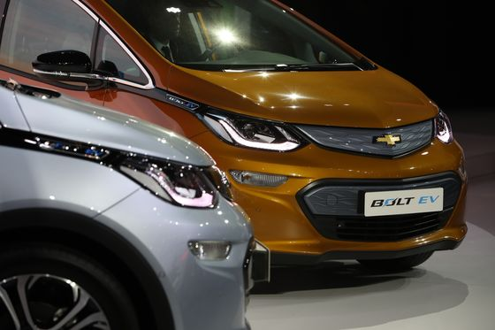 GM Latest Automaker to Recall EV for Battery-Fire Risk