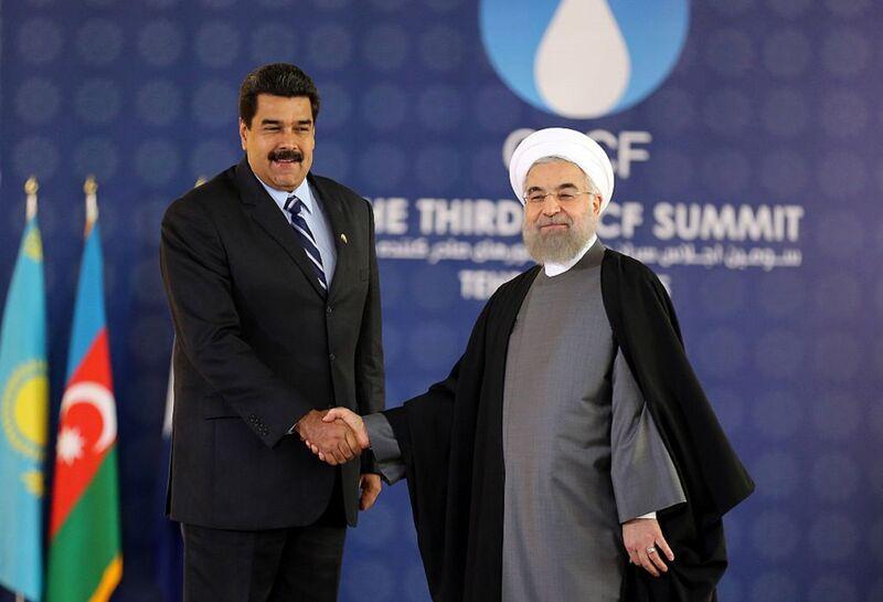 """Οι πετρελαϊκές κυρώσεις των ΗΠΑ κατά της Βενεζουέλας μοιάζουν με """"Ιράν Νο 2"""""""