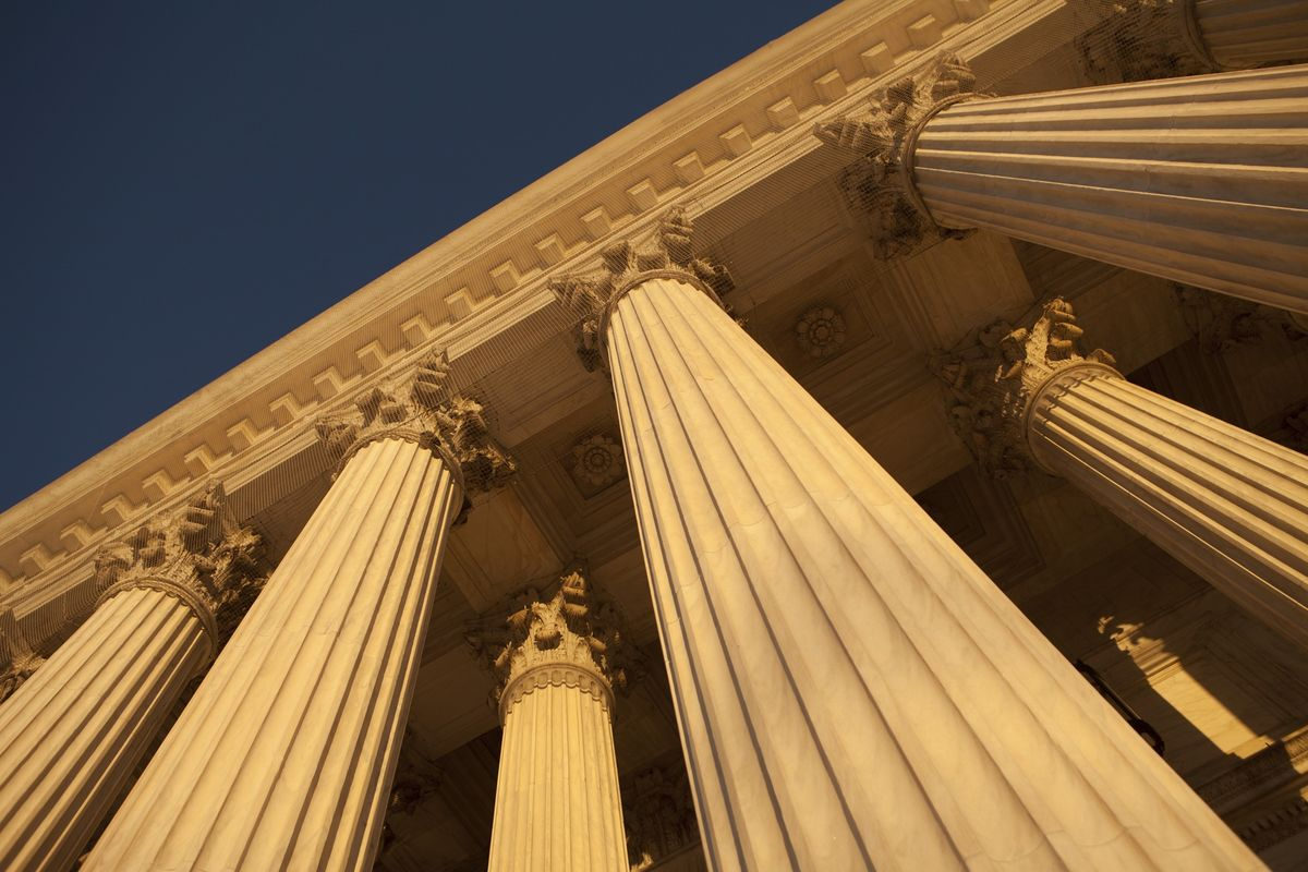 U.S. Courts Say They Can't Stay Open Past Feb. 1 If Shutdown Continues