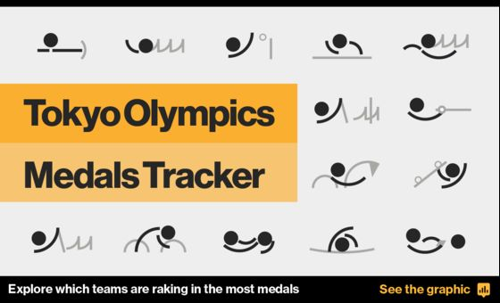 Japan's Olympic Medal Haul Lifts a Group of Unusual Stocks