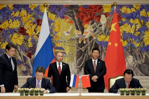 Is the Russia-China Gas Deal for Real???or Just Fumes?