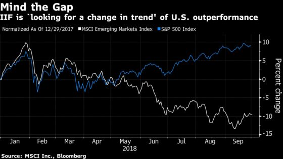 Fading U.S. Tax Tailwind May Breathe Life Into Bruised Emerging Market Stocks