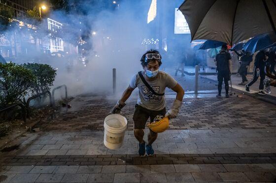Pence Warns Trade Deal 'Very Hard' If Hong Kong Uses Violence