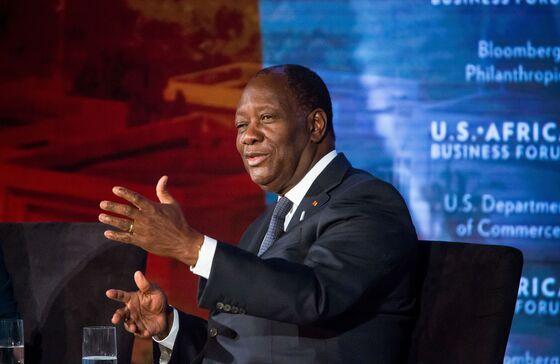 Protests Erupt Against Ivory Coast President's Third-Term Bid