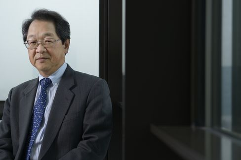 Japan Marine United Corp. President Shinjiro Mishima