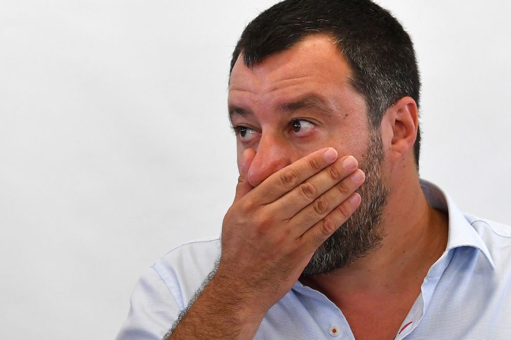 Italy Can't Stop Talking About Salvini's Russia Tape Scandal