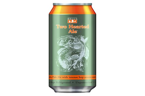 Bell's Brewery's Two Hearted.